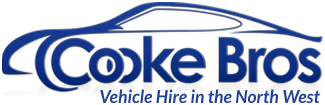 Cooke Bros Vehicle Hire logo